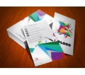 Giấy in name card sọc khổ A4 các định lượng