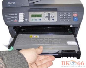 Hộp mực máy in Laser Đa năng Brother MFC-7840W cũ