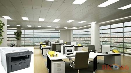 Máy in đa chức cũ canon 4320d phù hợp với mọi không gian văn phòng