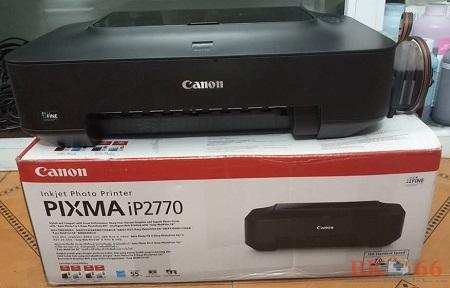 Máy in Canon 2770 chính hãng