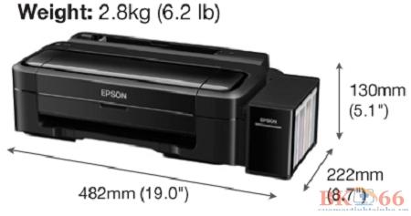 Máy in Epson l310 cũ
