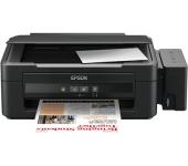 Máy in phun màu đa chức năng Epson Stylus L210 cũ (In,Scan, Copy)
