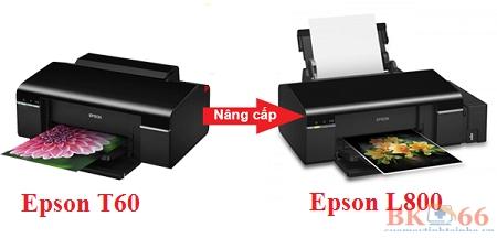 Máy in Epson L800 cũ