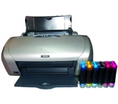 Máy in phun màu Epson Stylus Photo R230 cũ