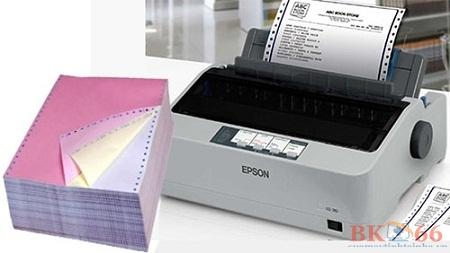 Máy in hóa đơn epson LQ 310