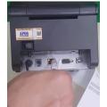 Máy in mã vạch APOS-350BN cũ in tem nhãn decal giá rẻ tại hà nội