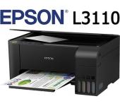 Máy in màu đa năng Epson L3110 in, Scan, Copy chính hãng giá rẻ tại hà nội