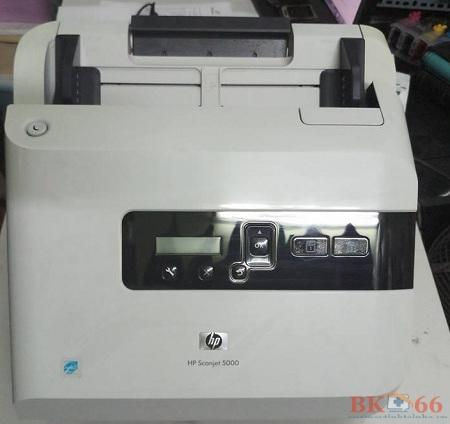 Máy Scan Hp 5000 cũ giá rẻ