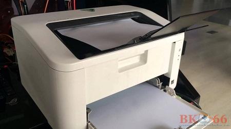 Hình ảnh thật máy in Fuji Xerox DocuPrint P115w cũ