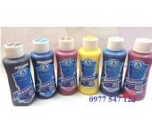 Mực in pigment UV Mazano còn gọi là mực dầu in ảnh rất tươi đẹp