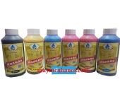 Mực in Dye UV dùng cho máy in màu Epson, Canon 500ml