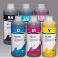 Mực in Inktec Hàn Quốc chai 1 lít chính hãng