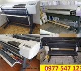 Thu mua thanh lý máy in khổ lớn A0, A1, A2 cũ giá cao tại Hà Nội