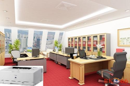 Văn phòng máy in canon 8610